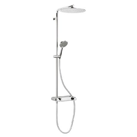 Crosswater - Ethos Multifunction Thermostatic Shower Valve and Kit - RM610WC