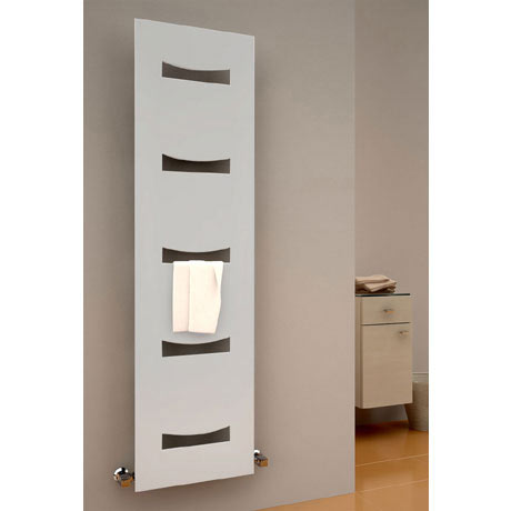 Reina Ancora Steel Designer Radiator - 1800 x 490mm - White