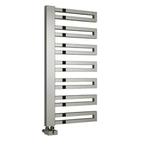 Reina Ginosa Steel Designer Radiator - 1000 x 500mm - Chrome
