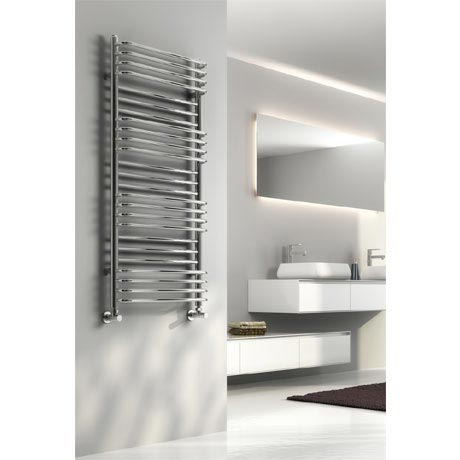 Reina Marco Steel Designer Radiator - Chrome