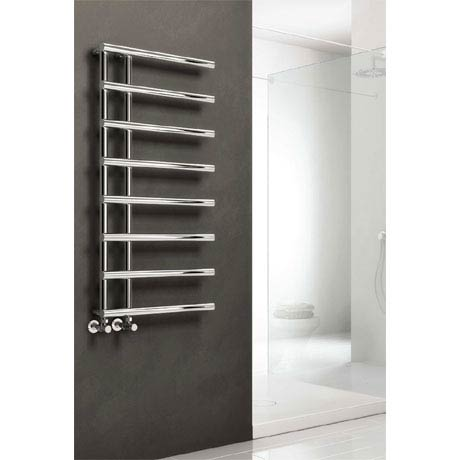 Reina Matera Steel Designer Radiator - Chrome