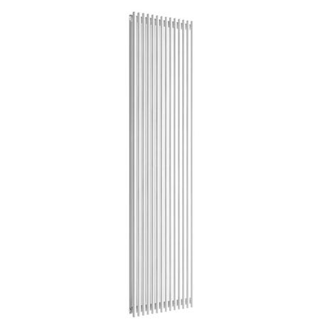 Reina Tubes Double Panel Steel Designer Radiator - 1800 x 350mm - White