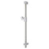 MX Combo Air Adjustable Shower Riser Rail - White/Chrome - RNP profile small image view 1