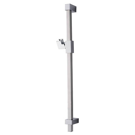 MX Combo Air Adjustable Shower Riser Rail - Chrome - RNQ