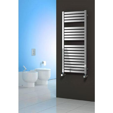Reina Aosta Stainless Steel Radiator - Satin