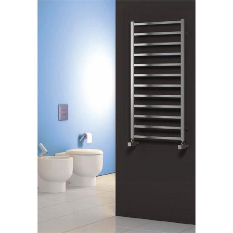Reina Arden Stainless Steel Radiator - Polished