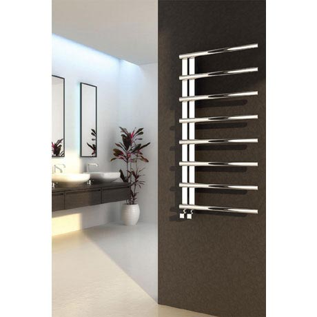 Reina Celico Stainless Steel Radiator - Polished