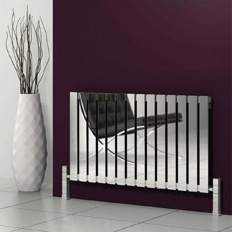 Reina Calix Stainless Steel Radiator - Polished