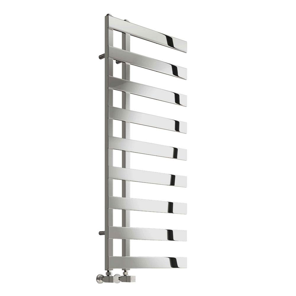 Reina Capelli Stainless Steel Radiator - Polished profile large image view 2