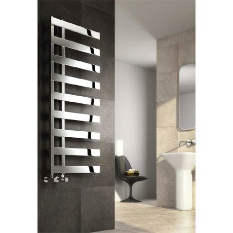 Reina Capelli Stainless Steel Radiator - Polished