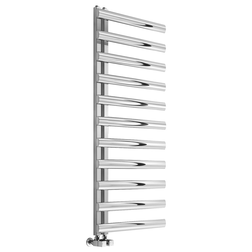 Reina Cavo Stainless Steel Radiator - Satin Profile Large Image