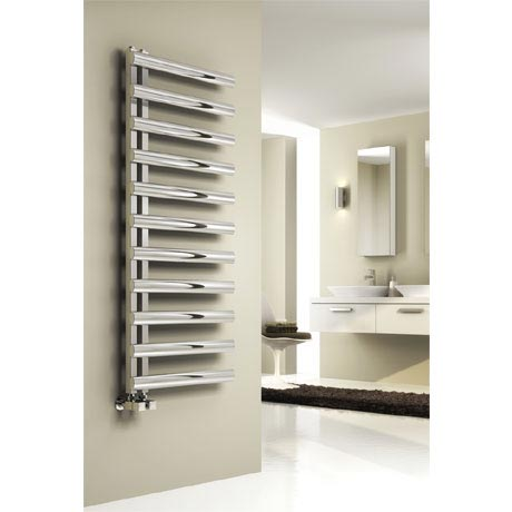 Reina Cavo Stainless Steel Radiator - Satin