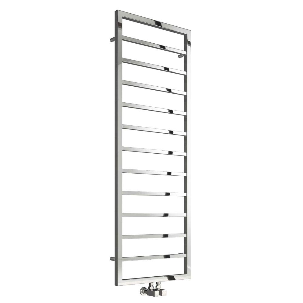 Reina Egna Stainless Steel Radiator - Polished profile large image view 2