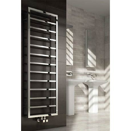 Reina Egna Stainless Steel Radiator - Polished