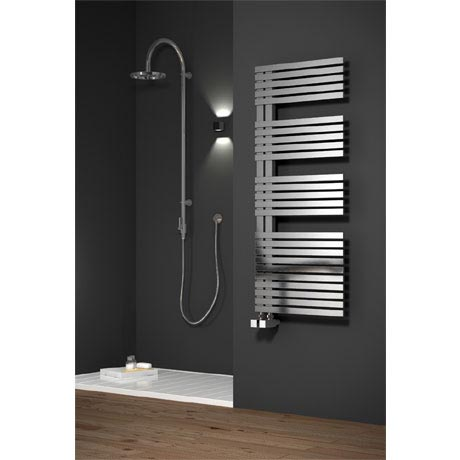 Reina Entice Stainless Steel Radiator - Satin