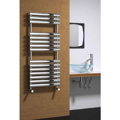 Reina Helin Stainless Steel Radiator - Polished