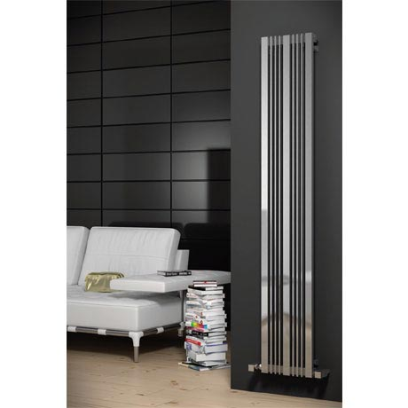 Reina Karia Stainless Steel Radiator - Satin