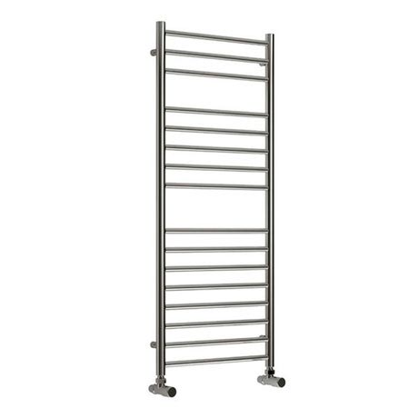 Reina Luna Flat Stainless Steel Radiator - Polished