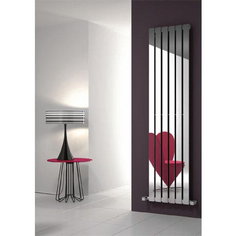 Reina Lavian Stainless Steel Radiator - Polished