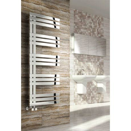 Reina Lovere Stainless Steel Radiator - Polished