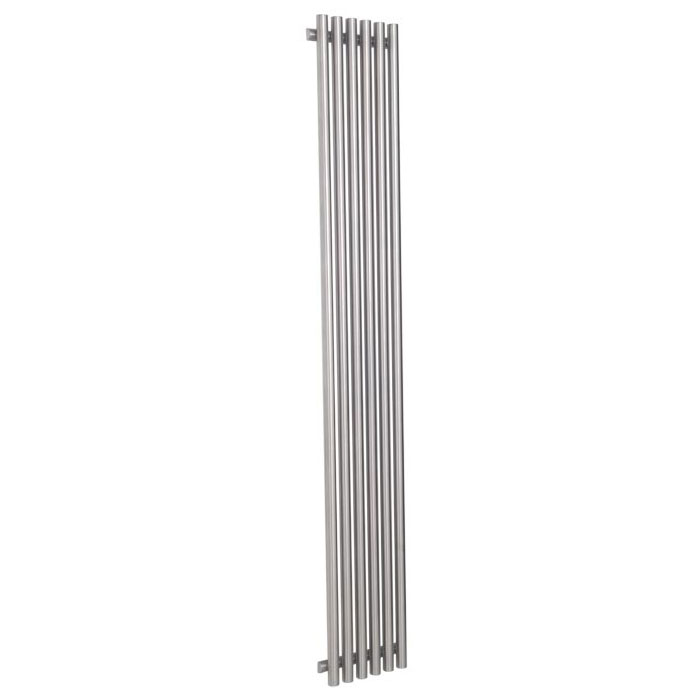 Reina Orthia Stainless Steel Radiator - Polished profile large image view 3