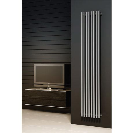 Reina Orthia Stainless Steel Radiator - Satin
