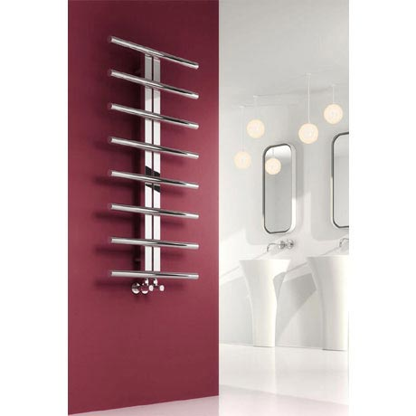 Reina Pizzo Stainless Steel Radiator - 1000 x 600mm - Polished