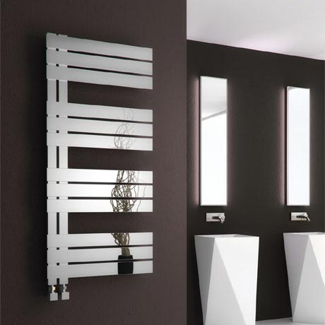 Reina Ricadi Stainless Steel Radiator - Polished