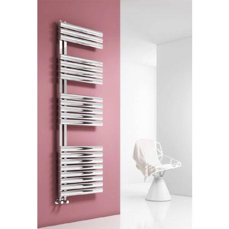 Reina Scalo Stainless Steel Radiator - Polished