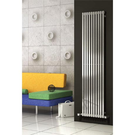 Reina Xeina Stainless Steel Radiator - Satin