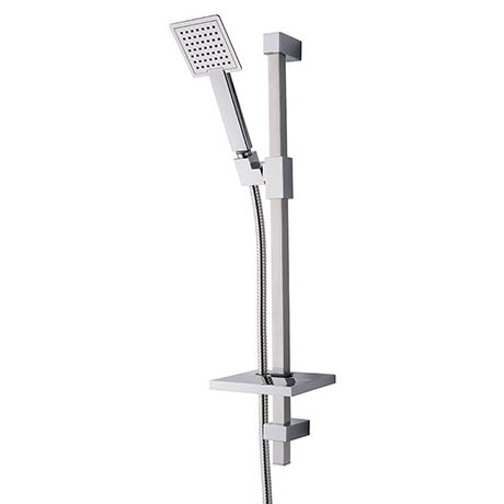 MX Combo Air Single Mode Adjustable Shower Kit - Chrome - RNV
