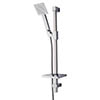 MX Combo Air Single Mode Adjustable Shower Kit - Chrome - RNV profile small image view 1