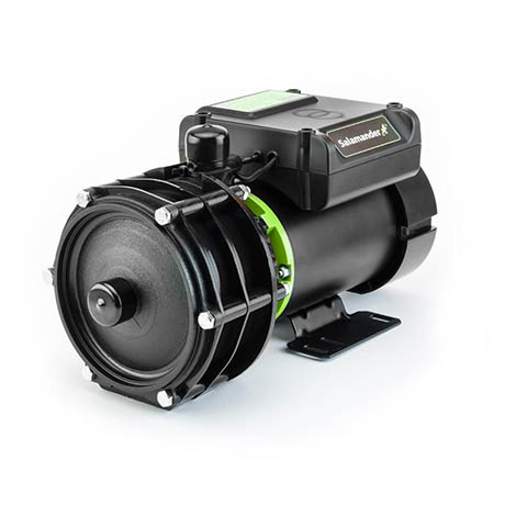 Salamander RP120PS 3.6 Bar Single Positive Head Centrifugal Shower Pump - RP120PS