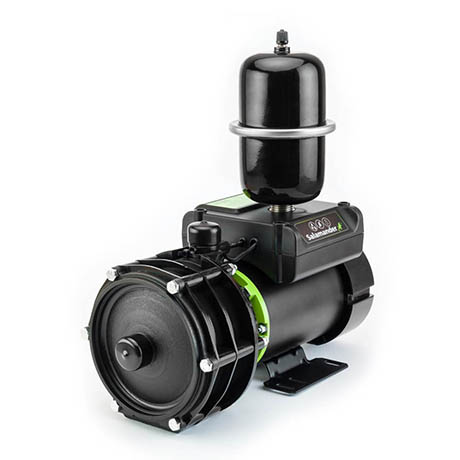 Salamander RP120SU 3.6 Bar Single Universal Centrifugal Shower and House Pump - RP120SU