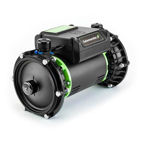 Salamander RP50PT 1.5 Bar Twin Positive Head Centrifugal Shower and Bathroom Pump - RP50PT