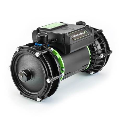 Salamander RP75PT 2.0 Bar Twin Positive Head Centrifugal Shower and Bathroom Pump - RP75PT