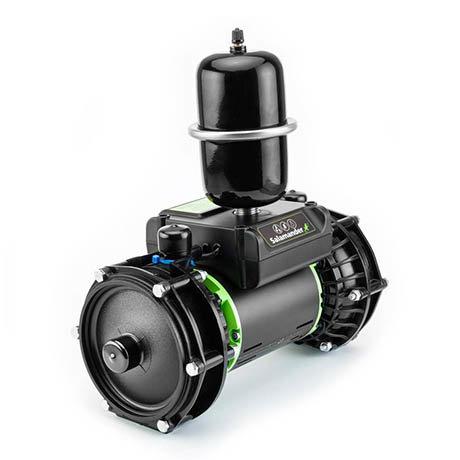 Salamander RP75TU 2.0 Bar Twin Universal Centrifugal Shower and Bathroom Pump - RP75TU
