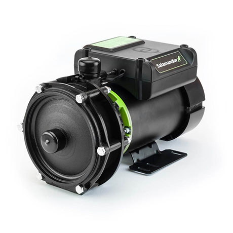 Salamander RP80PS 2.4 Bar Single Positive Head Centrifugal Shower Pump - RP80PS