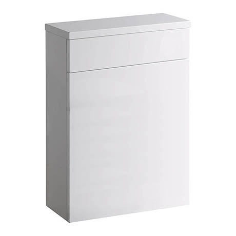 Roper Rhodes Scheme 600mm Back to Wall WC Unit & Worktop - Gloss White
