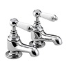 Bristan Renaissance Traditional Bath Taps - Chrome Plated - RS2-3/4-C profile small image view 1