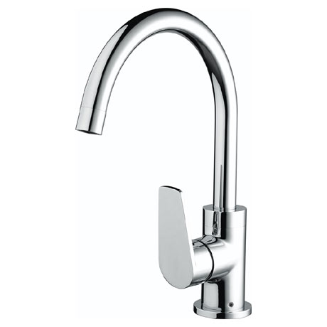 Bristan - Raspberry Easy Fit Monobloc Kitchen Sink Mixer - RSP-EFSNK-C