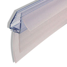 Spare/Replacement Universal Shower Screen Seal Medium Image