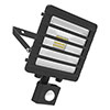 Revive Outdoor 20W PIR LED Slim Security Light profile small image view 1