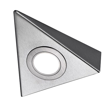 Revive Stainless Steel Pyramid Under Cabinet Light