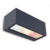 Revive Smart Outdoor Up & Down Wall Light profile small image view 1