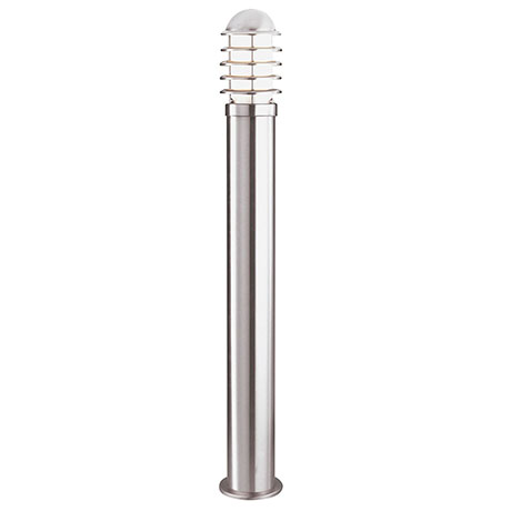Revive Outdoor 900mm Stainless Steel Post Bollard Light