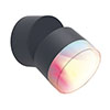 Revive Smart Outdoor Round Wall Mounted Lamp profile small image view 1