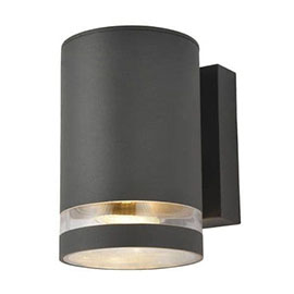 Revive Outdoor Anthracite Single Downlight