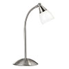 Revive Glass Bedside Touch Lamp profile small image view 1