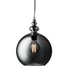 Revive Globe Pendant Light - Smoked Glass  profile small image view 1